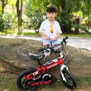 Xe đạp trẻ em TOTEM 903-14 có những đặc điểm an toàn nào?