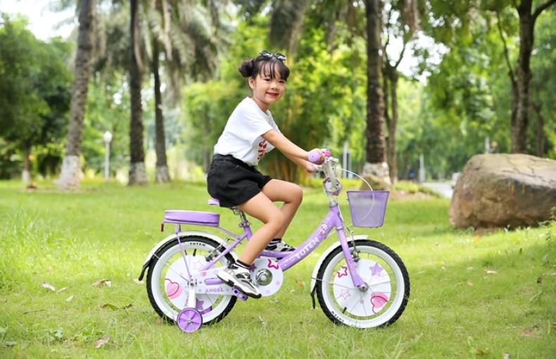 TOTEM – Xe đạp trẻ em tốt nhất