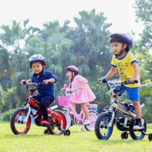 Xe đạp TOTEM – bí quyết chinh phục bé trai hiếu động